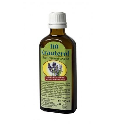 Olio alle 110 Erbe Aromatiche