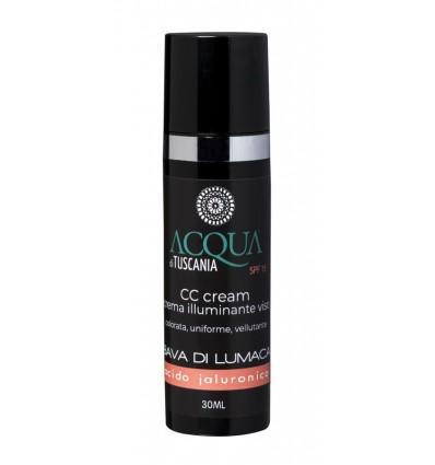 CC Cream - Crema Viso Correttrice Scura Bava di Lumaca + Acido Jaluronico